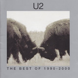 U2 / The Best Of 1990-2000 & B-Sides (2CD)