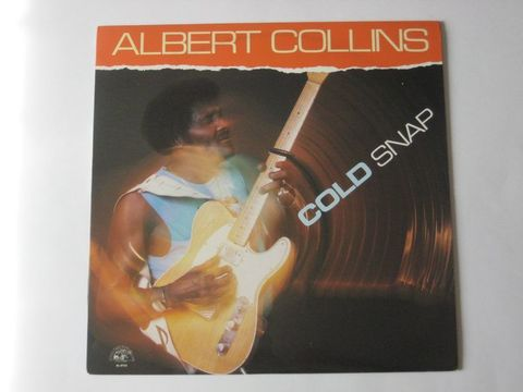 Albert Collins / Cold Snap (LP)