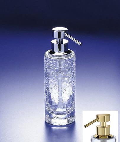 Дозатор для мыла 90414O Cracked Crystal от Windisch