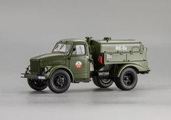 "1:43 Горьковский грузовик тип МЗ-51М ""ГСВГ"" 1965 г."