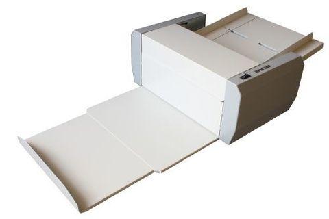 Электрическая машина для штриховой перфорации Cyklos RРM - 350: тип перфорации: электрическая, максимальная раб.ширина: 350мм, плотность бумаги: от 80 до 250г/м2, перфораций на лист: от 1 до 5, скорость: до 136 листов в мин., расст. между перфорац. 10мм.