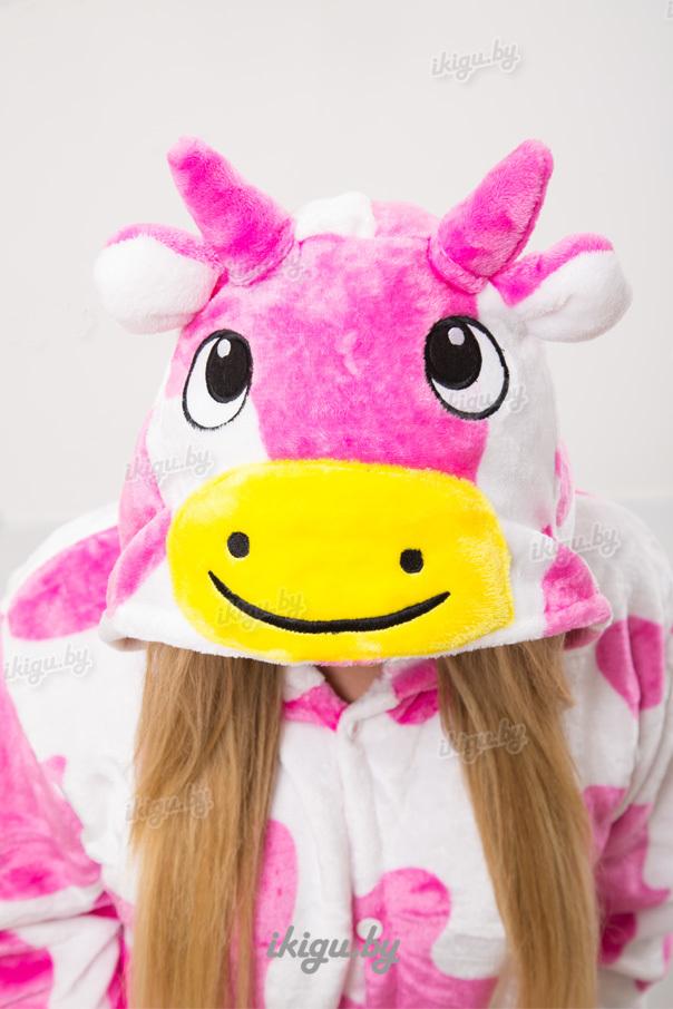 Пижамы кигуруми Розовая Корова cow_3.jpg