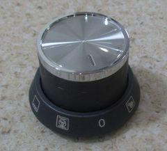 Ручка переключателя духовки плиты Беко 250316337