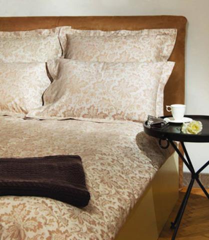 Постельное белье 1.5 спальное Bovi Marquise какао