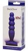 Анальная ёлочка Lola Toys Large Bubble Plug (12,5 х 3,2 см.)