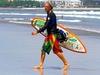 Уроки серфинга на Бали на русском