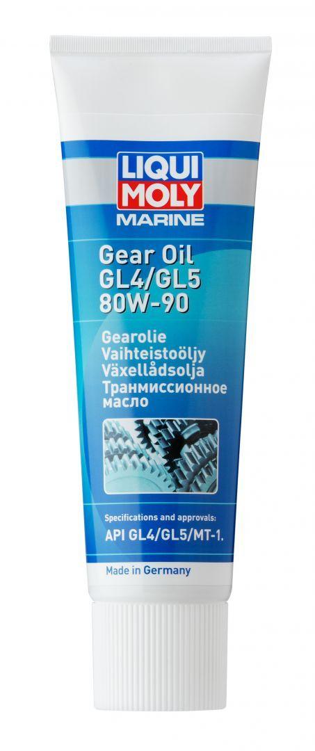Liqui Moly Marine Gear Oil 80W 90 Минеральное трансмиссионное масло для водной техники