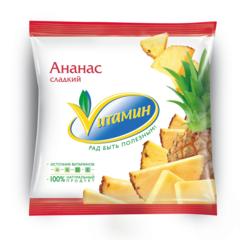 """Ананас сладкий """"Vитамин"""" 300 г"""