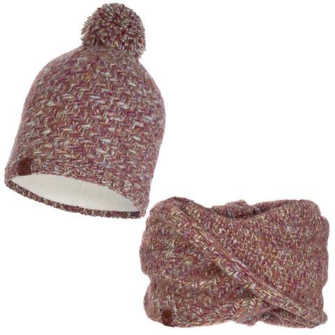 Комплект шапка-шарф Buff Agna Multi