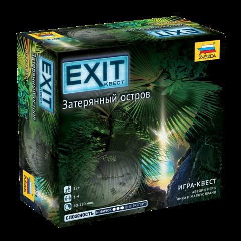 EXIT-КВЕСТ. Затерянный остров (на русском языке)