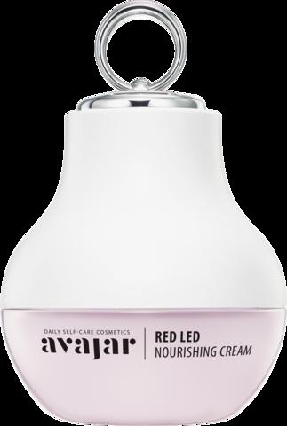 AVAJAR | Питательный крем с аппликатором (Red LED Nourishing Cream (Special PKG))
