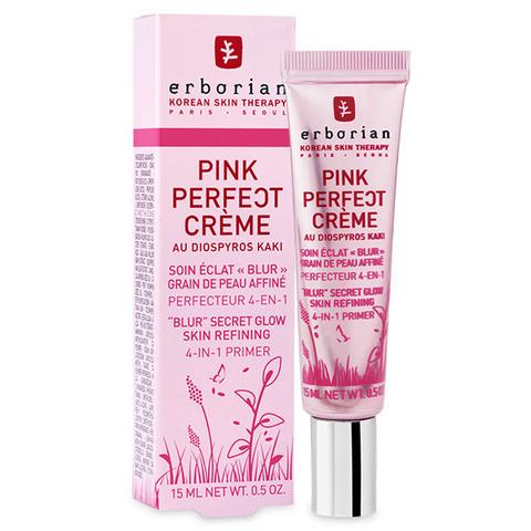 Erborian Пинк перфект крем совершенное сияние Pink Perfect Creme Blur Secret Glow Skin Refining 4-in-1 Primer