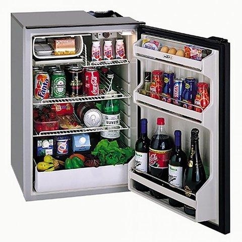 Компрессорный автохолодильник Indel B CRUISE 130/V (130 л, 12/24, встраиваемый)