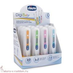 Chicco. Термометр цифровой Digi Baby 0+