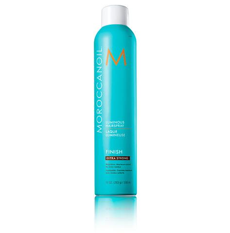 Moroccanoil Luminous Hairspray - Сияющий лак для волос экстра сильной фиксации