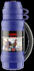 Термос со стеклянной колбой Thermos 34-100, 1л.