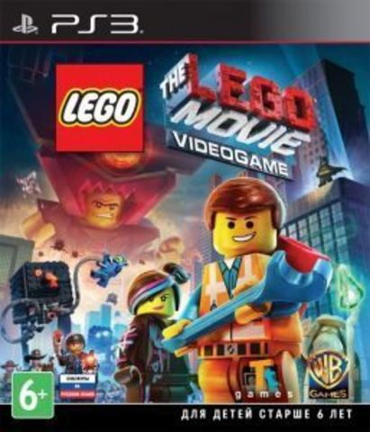 Sony PS3 LEGO Movie Videogame (русские субтитры)