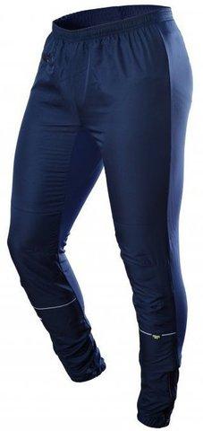 Брюки Noname Running темно-синие