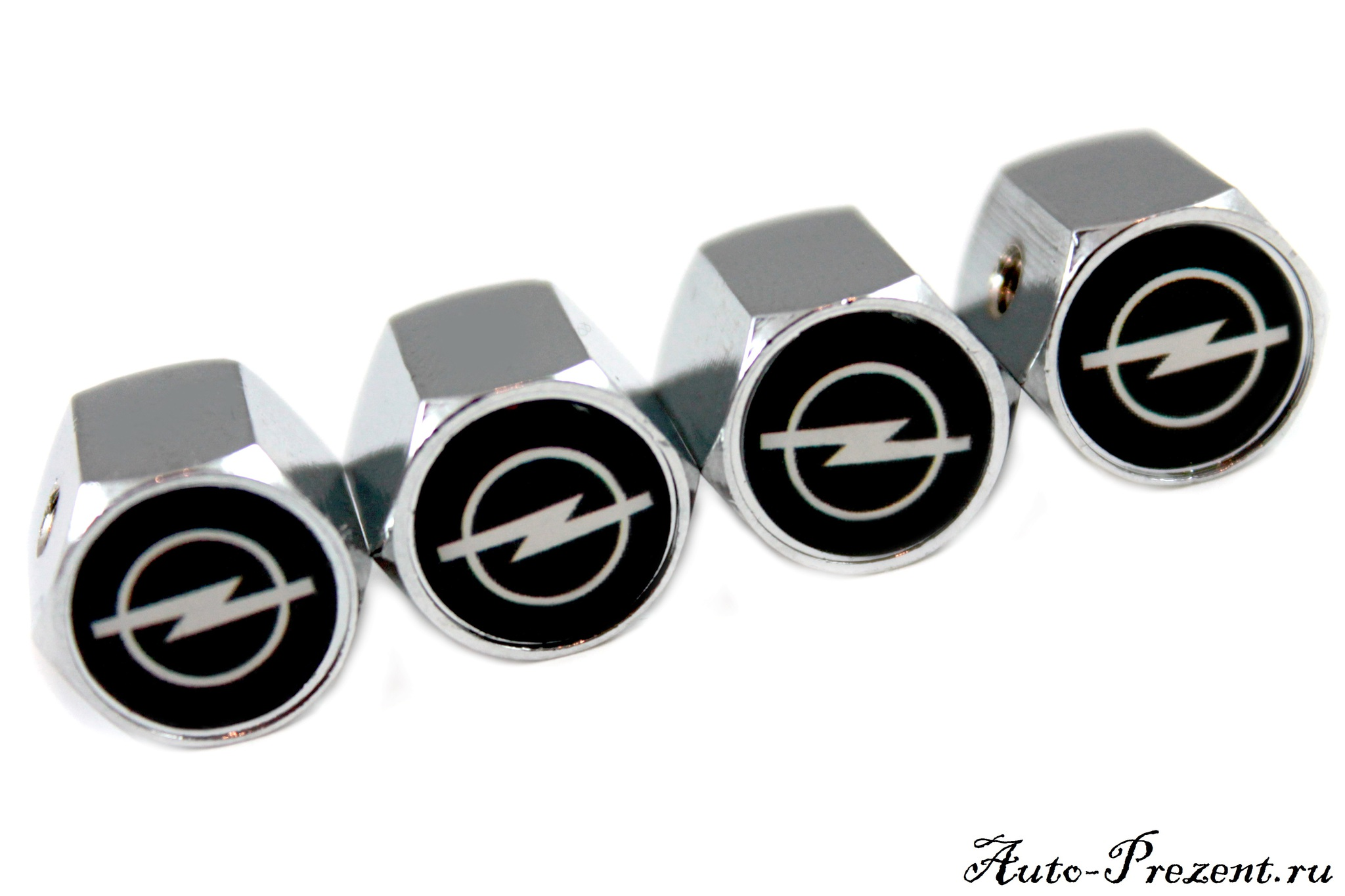 Колпачки на ниппель OPEL с защитой от кражи