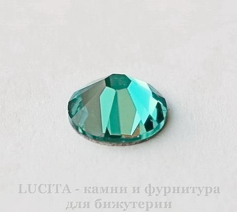 2058 Стразы Сваровски холодной фиксации Blue Zircon ss12 (3,0-3,2 мм), 10 штук (3)