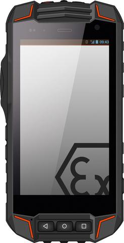 Взрывобезопасный смартфон  i.Safe 520.1