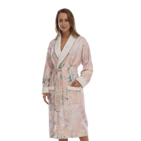 HENA махровый женский халат Tivolyo Home Турция
