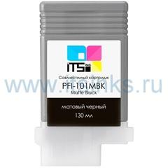 Картридж PFI-101MBK 130 мл