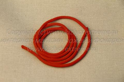 Красный паракорд