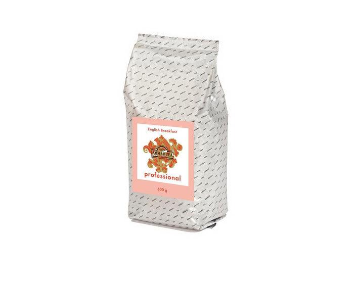 Чай черный листовой Ahmad Tea Professional Английский завтрак, 500 г (Ахмад)
