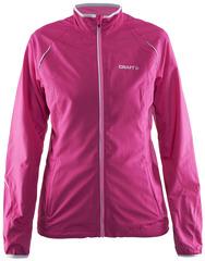 Куртка беговая женская Craft Prime Run Pink