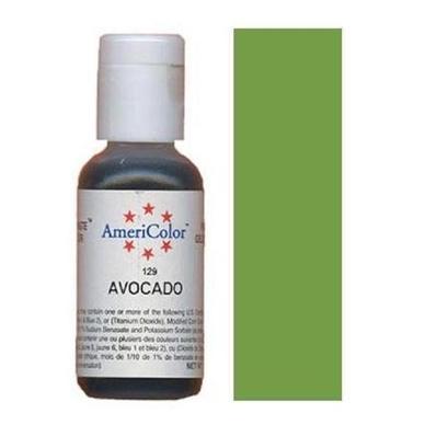 Краситель Americolor, Avokado