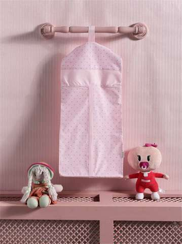 """Прикроватная сумка серии """"Sweet Flowers"""", 100% хлопок, размер 30*65 (стандарт)"""