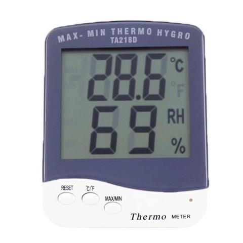 Термометр c гигрометром 218D (внутренний)