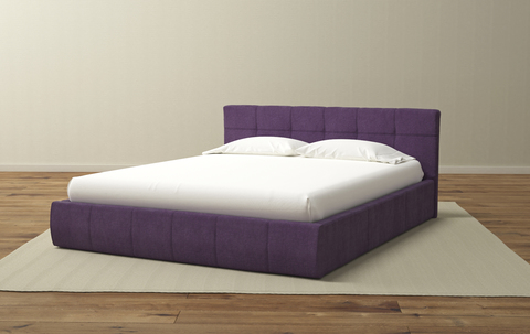 ткань рогожка Savana Berry (фиолетовый)