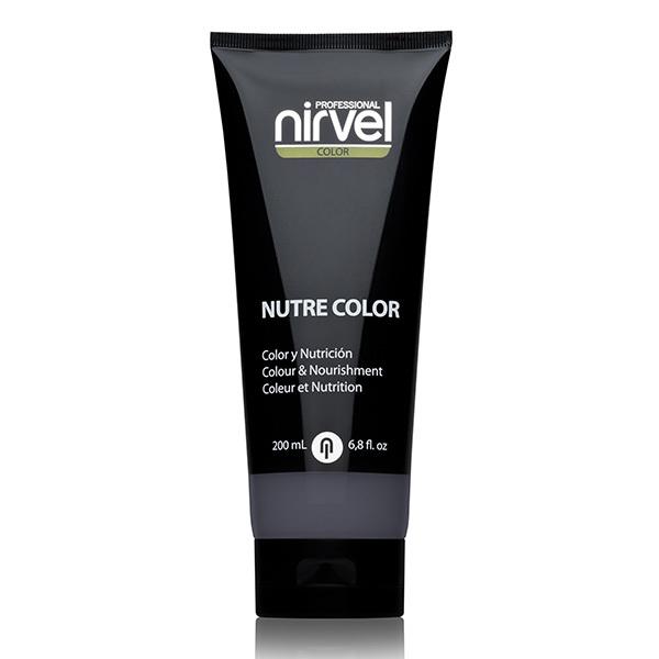 Гель-маска питательная Пепельная Nirvel Nutre Color Grey 200мл