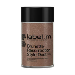 Моделирующая пудра для брюнеток Brunette resurrection style dust
