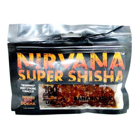 Табак для кальяна Nirvana Banana Milk 100 гр