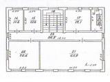 Подготовка поэтажного плана дома от 150 до 200 кв.м.