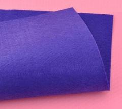 Фетр жесткий толщина 1 мм  фиолетовый