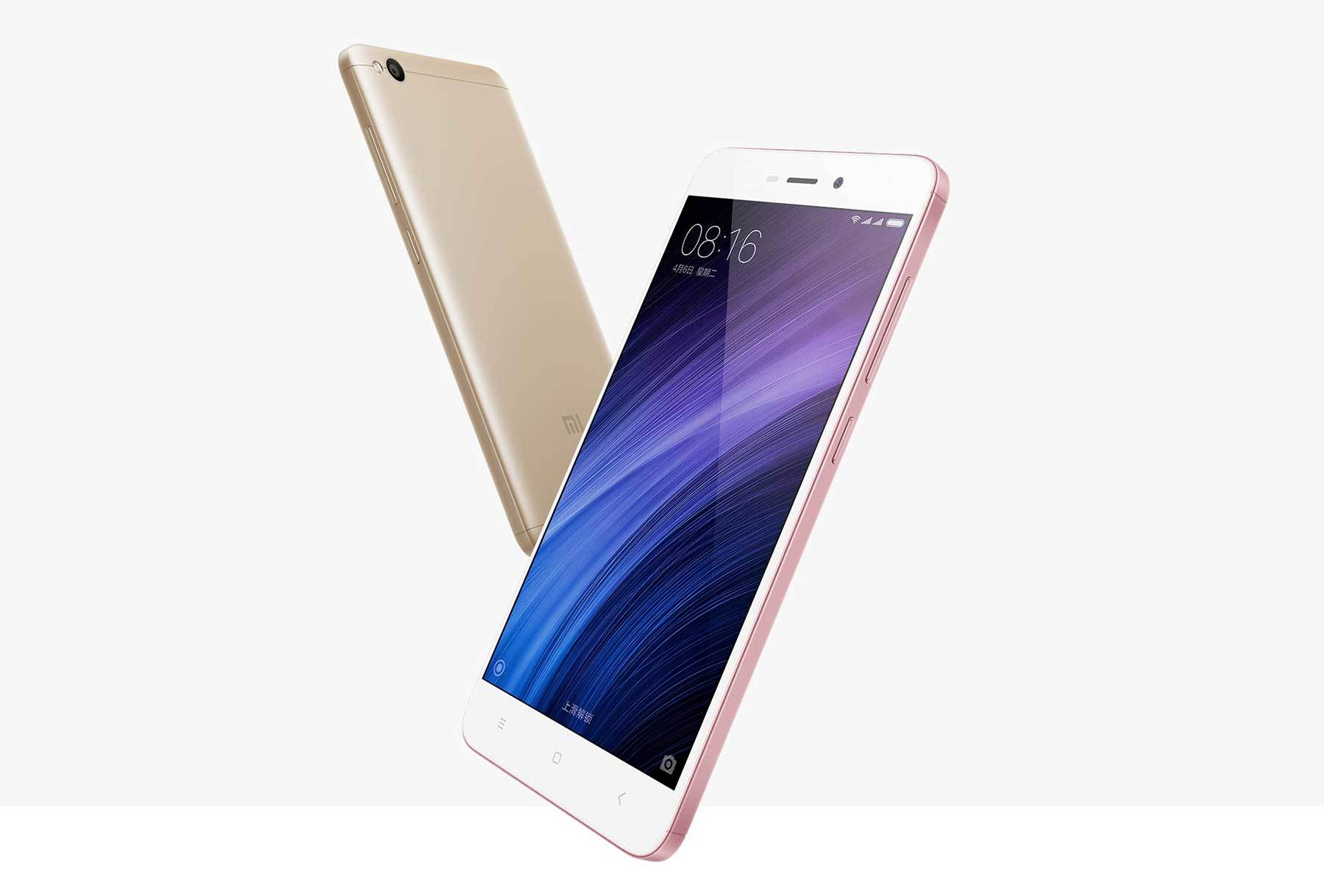 Xiaomi Redmi 4A 16Gb Rose