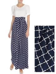 WD2477F-1 платье женское, синее