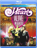 Heart ‎/ Alive In Seattle (Blu-ray)