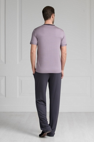 Пижама мужская с брюками 51649 Laete Турция