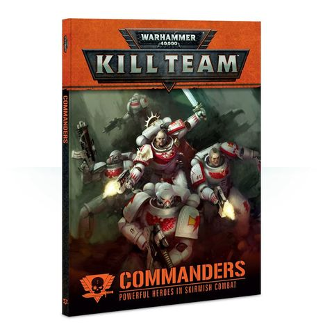 KILL TEAM: COMMANDERS