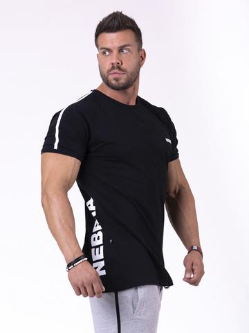 Мужская футболка Nebbia 143 black