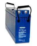Аккумулятор для ИБП AQQU 12XFT50 (12V 50Ah / 12В 50Ач) - фотография
