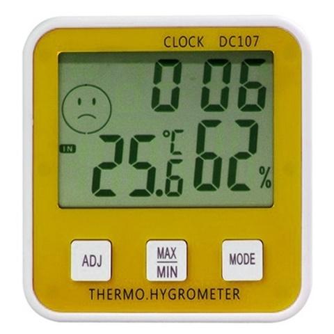 Термометр c гигрометром DC-107