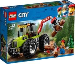 City Great Vehicles Лесной трактор 60181