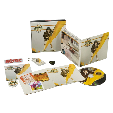 AC/DC / High Voltage (Limited Edition) (CD)