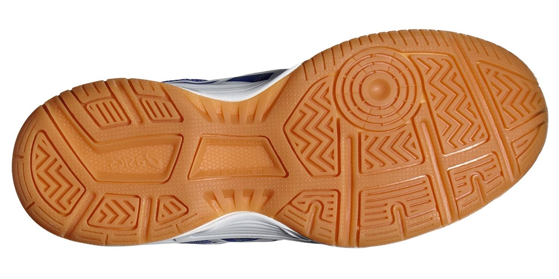 ASICS GEL-UPCOURT GS детские волейбольные кроссовки синие фото